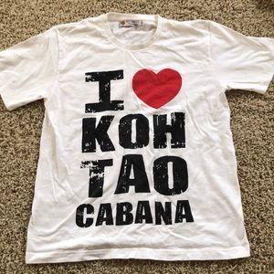 Tops - Koh Tao Cabana Tee